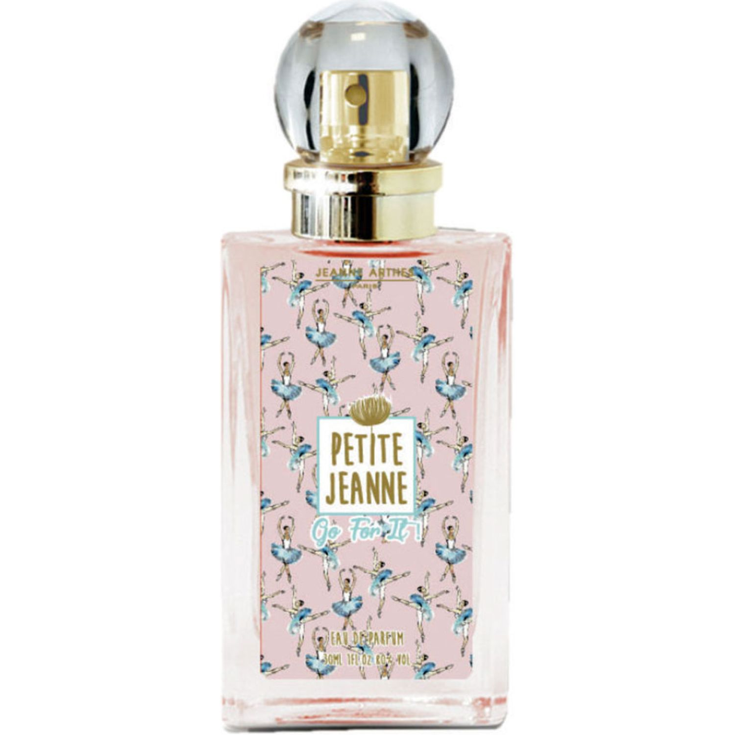 JEANNE ARTHES Petite Jeanne Go For It! Edp 30 Ml Varios Colonia