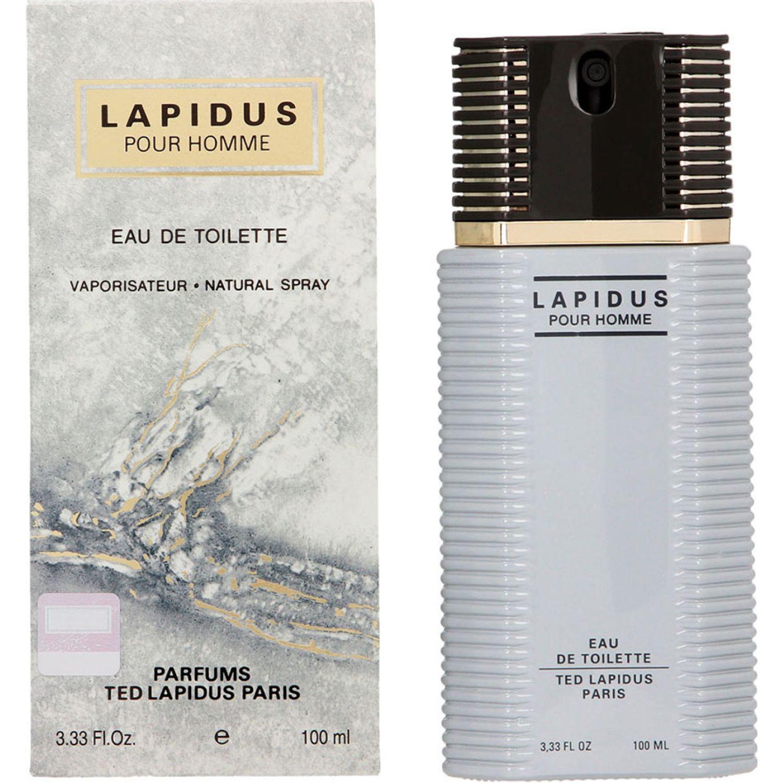 Ted Lapidus Ted Lapidus Lapidus Pour Homme 100ml Gris Perfume
