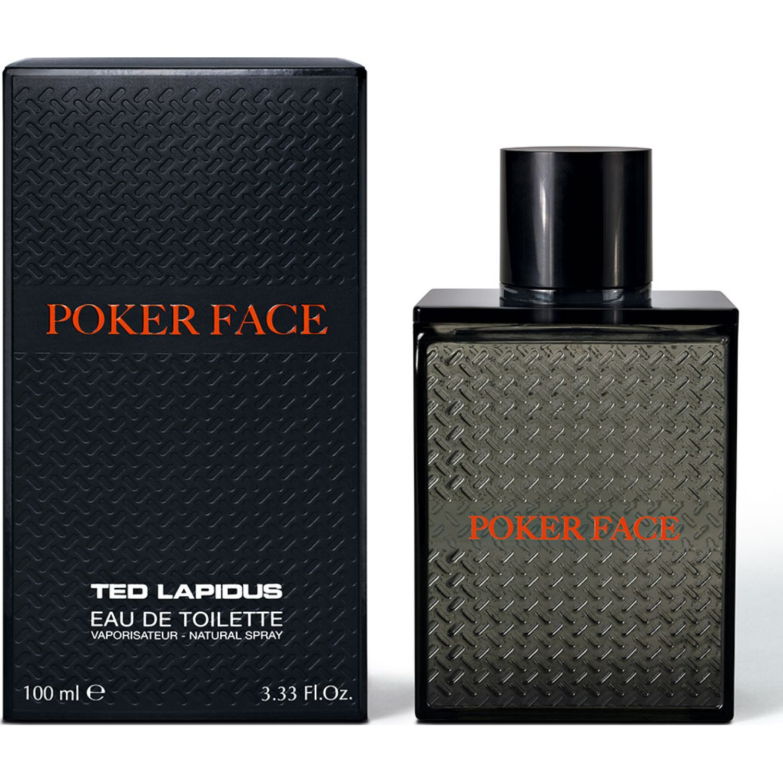 Ted Lapidus Ted Lapidus Poker Face Edt 100 Ml Negro Perfume
