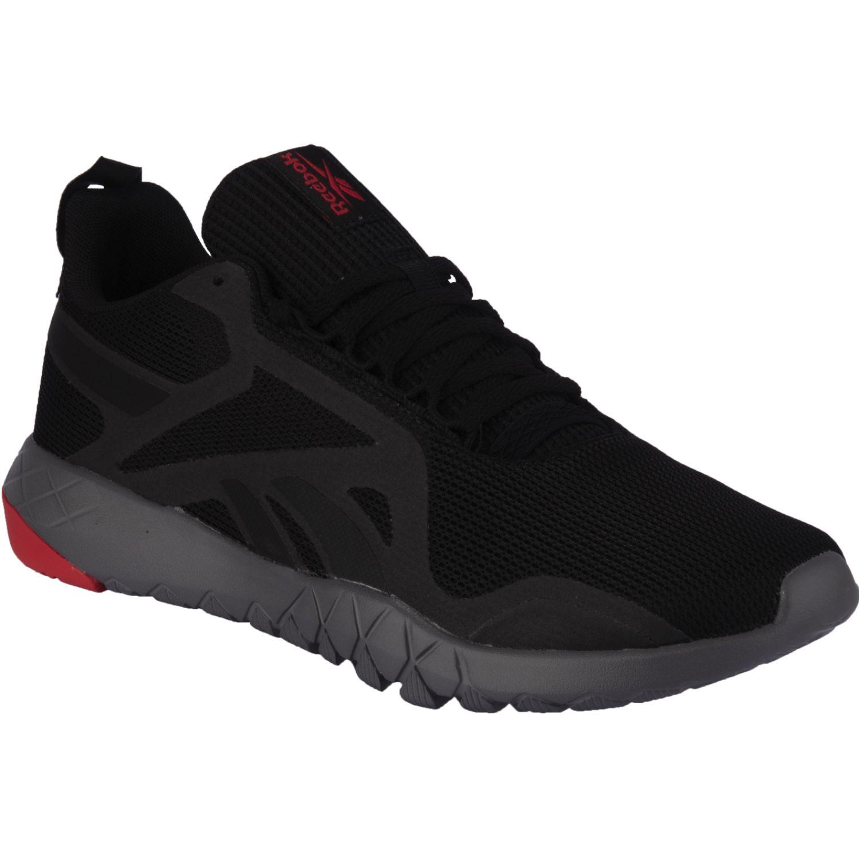 Reebok Flexagon Force 3.0 Negro / rojo Hombres