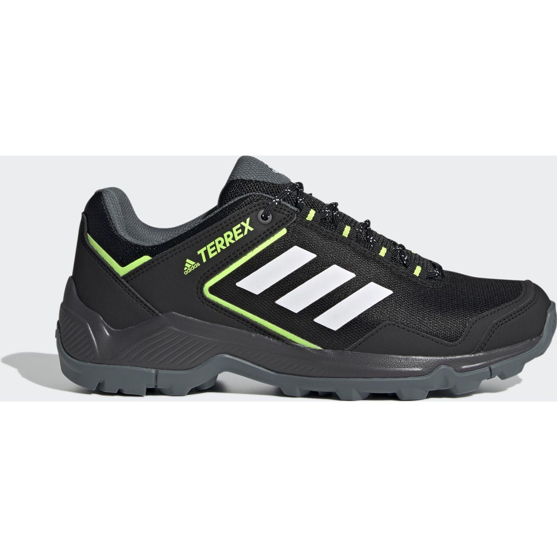 adidas Terrex Eastrail Negro / verde Zapatos de senderismo