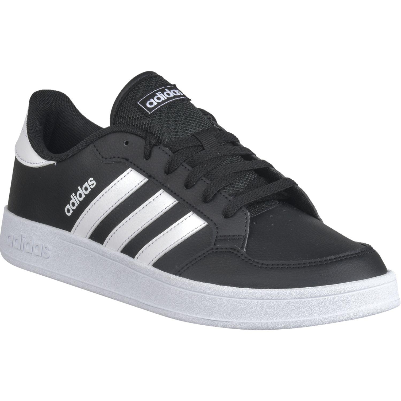 Adidas Breaknet Negro / blanco Para caminar