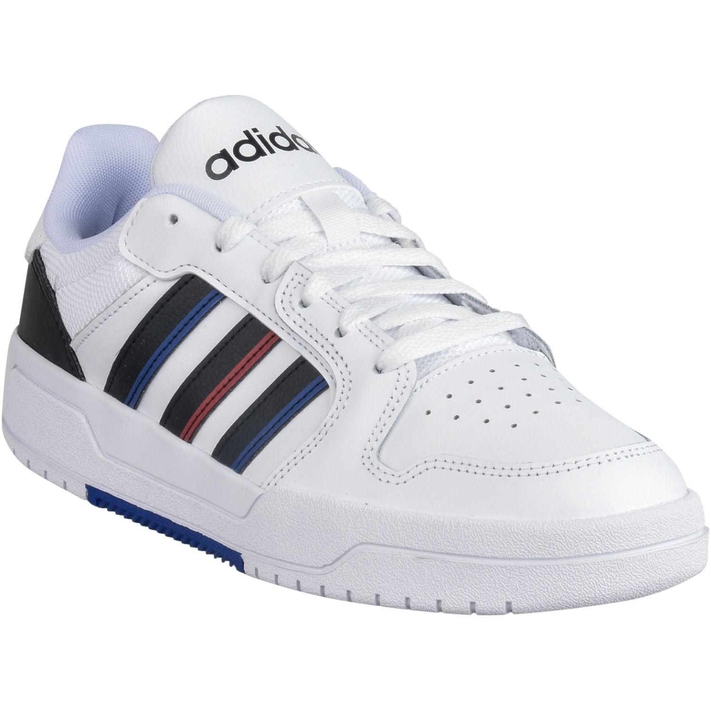 Adidas Entrap Blanco / negro Para caminar