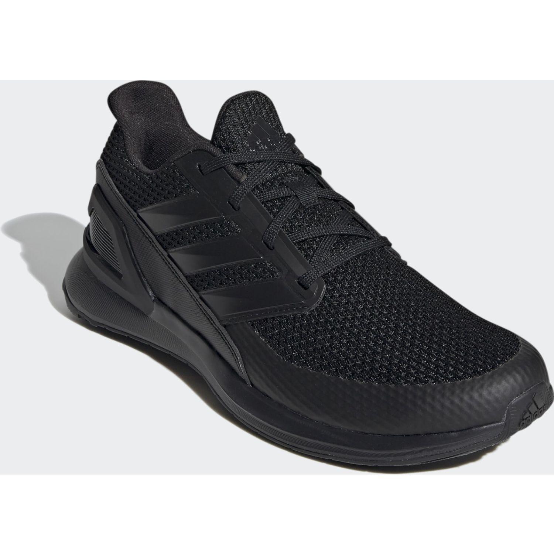 Adidas Rapidarun Negro Correr por carretera