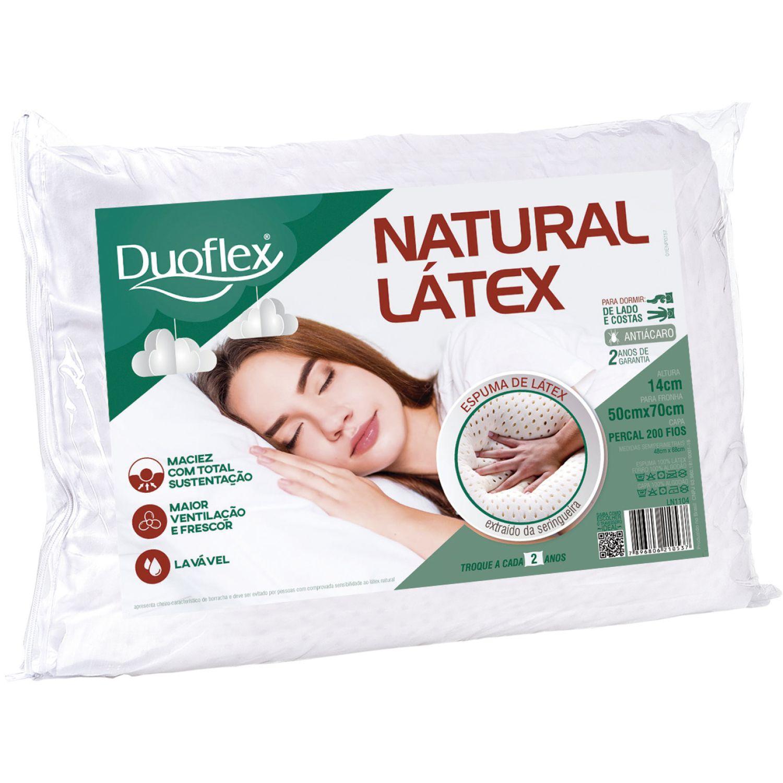 Duoflex Natural Latex 14 Blanco Almohadas