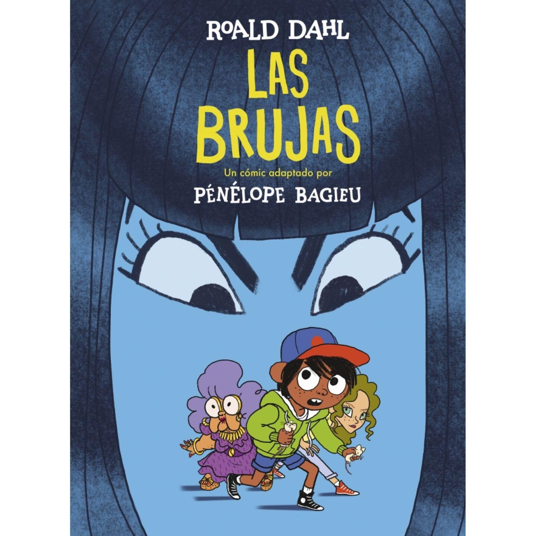 ALFAGUARA INFANTIL JUVENIL Las Brujas (Comic) Sin color Libro para niños
