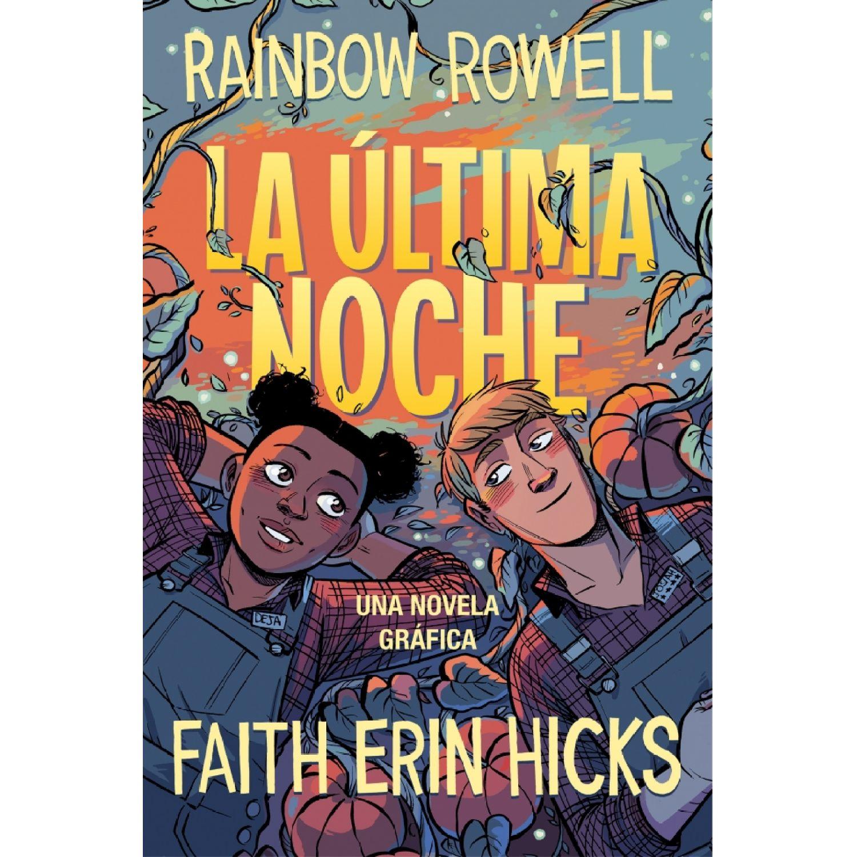ALFAGUARA INFANTIL JUVENIL La Ultima Noche Sin color Libro para niños