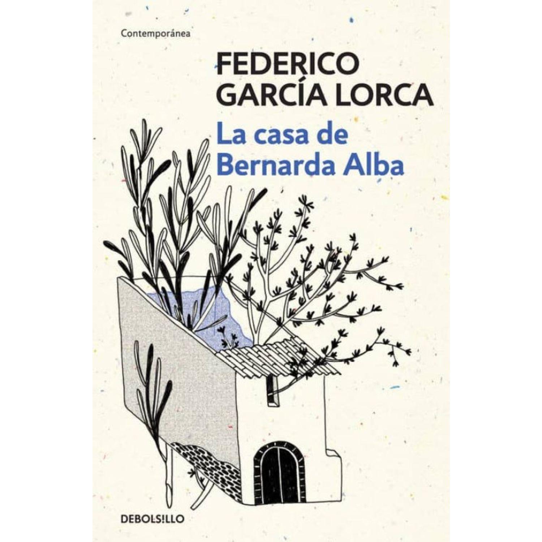 DEBOLS!LLO La Casa De Bernarda Alba (Db) Sin color Libro para niños
