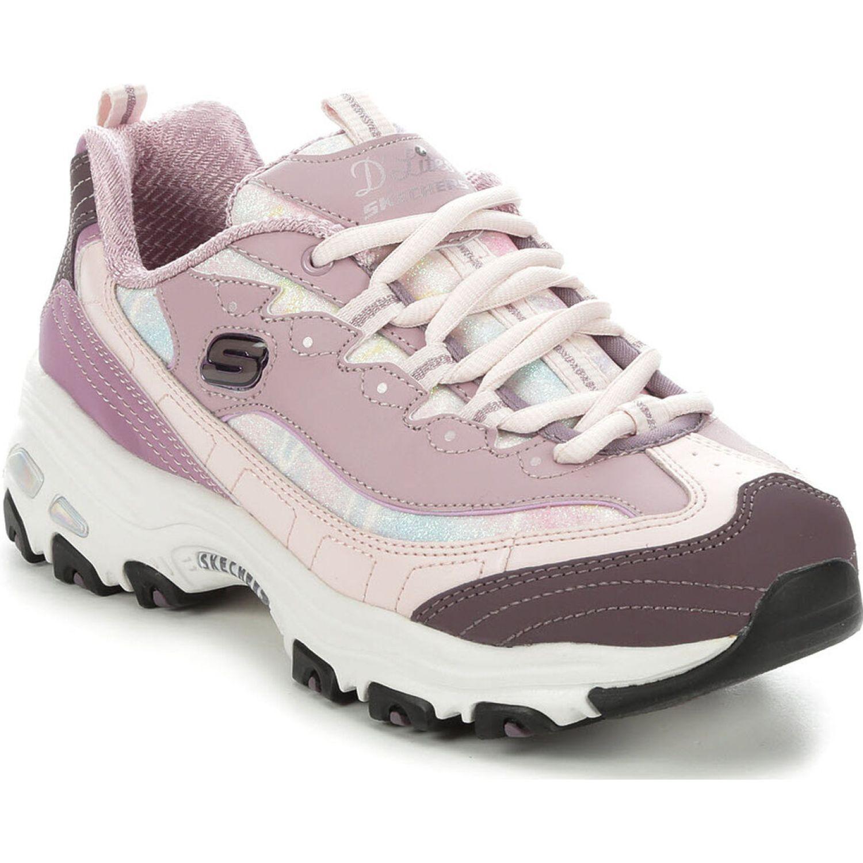 Skechers D'Lites Lavanda Para caminar