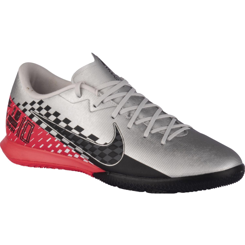 Nike Vapor 13 Academy Njr Ic Gris / rojo Hombres