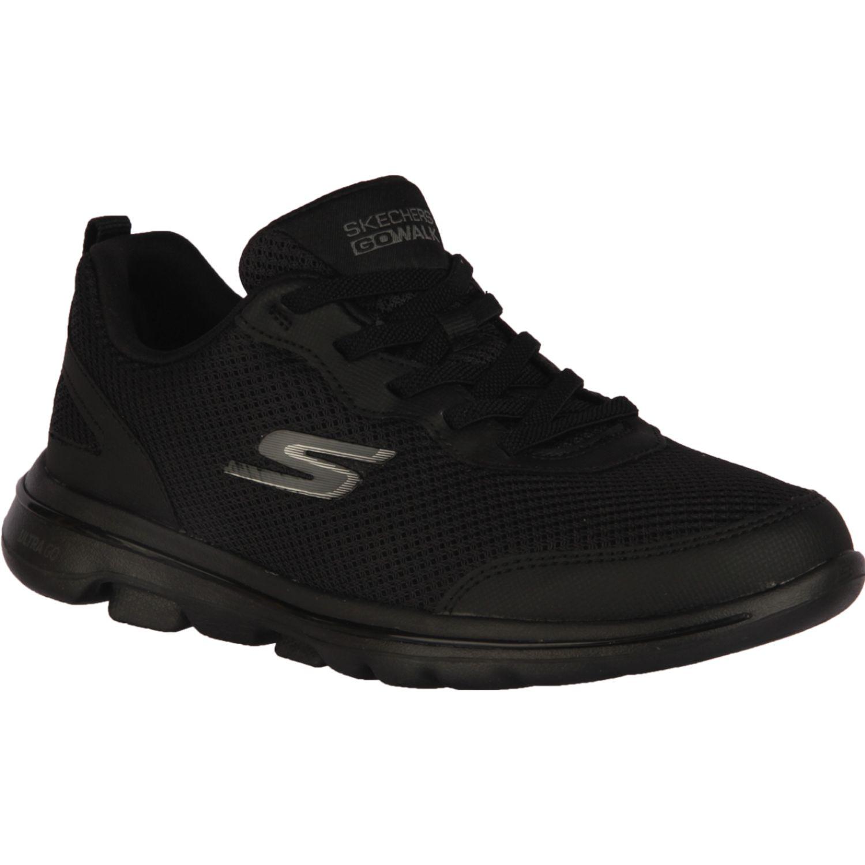 Skechers Go Walk 5 Negro Correr por carretera