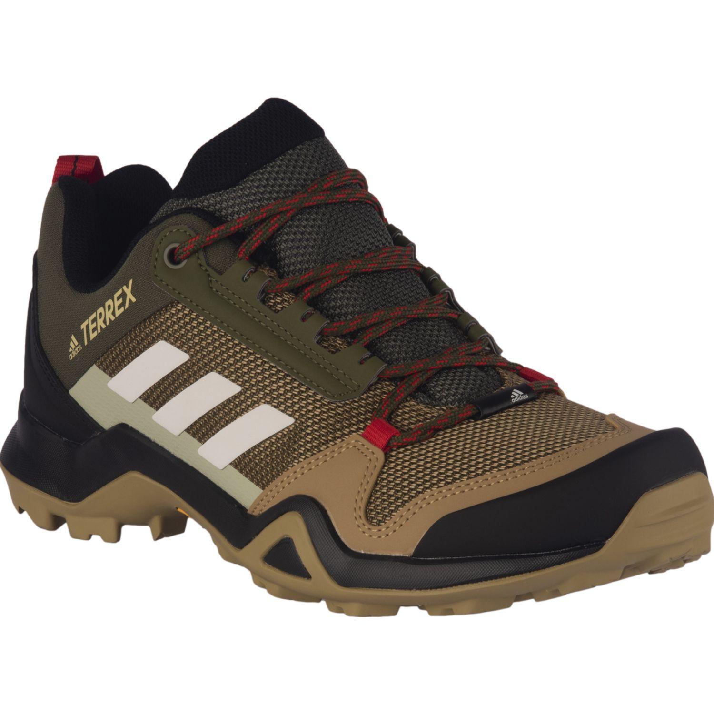 adidas Terrex Ax3 Militar Zapatos de senderismo
