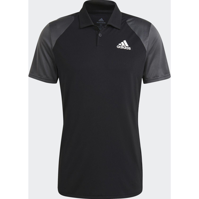 Adidas Club Polo Negro Camisetas y polos deportivos