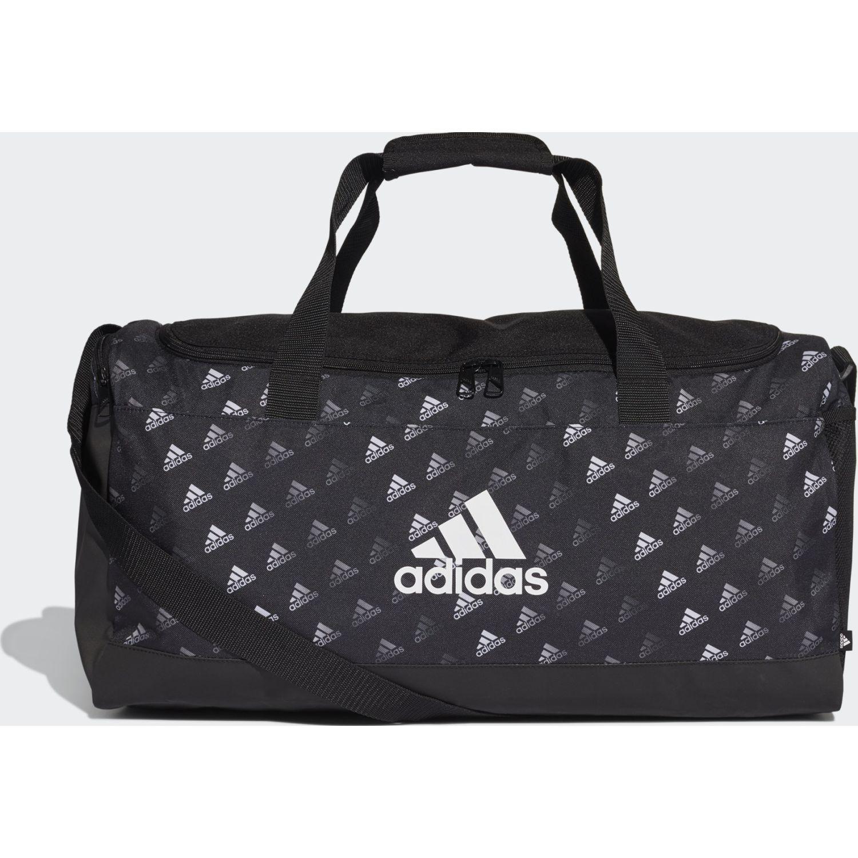 adidas Graphic Duf Lin Negro Bolsos de gimnasio