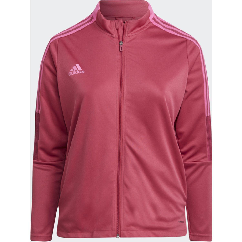 Adidas Tiro Tk Jktw Rosado Casacas deportivas