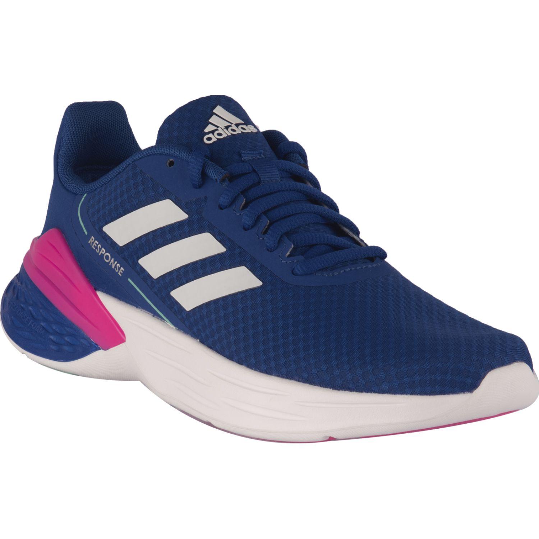 Adidas Response Sr Azul / rosado Correr por carretera