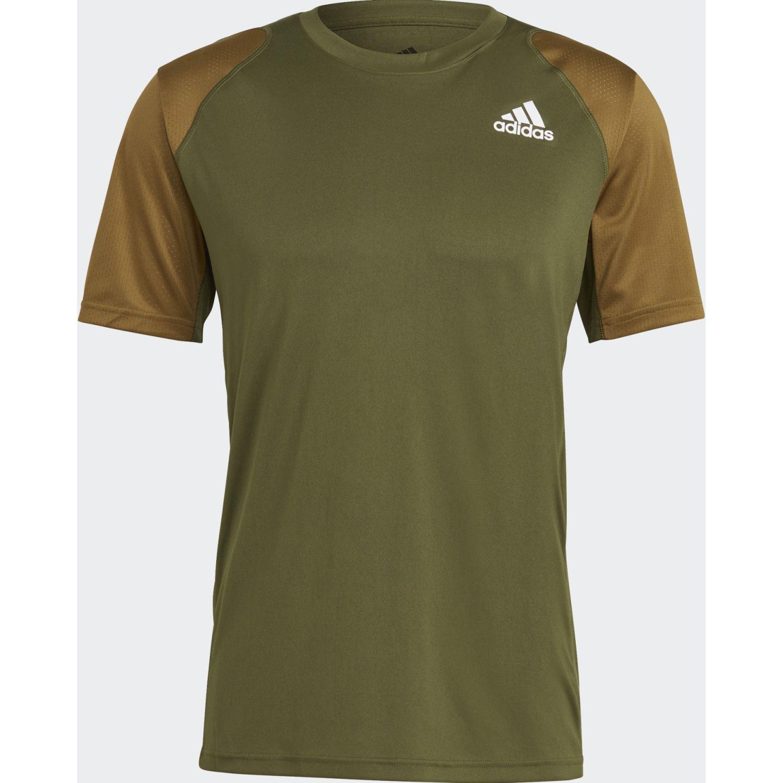Adidas Club Tee Verde Camisetas y polos deportivos