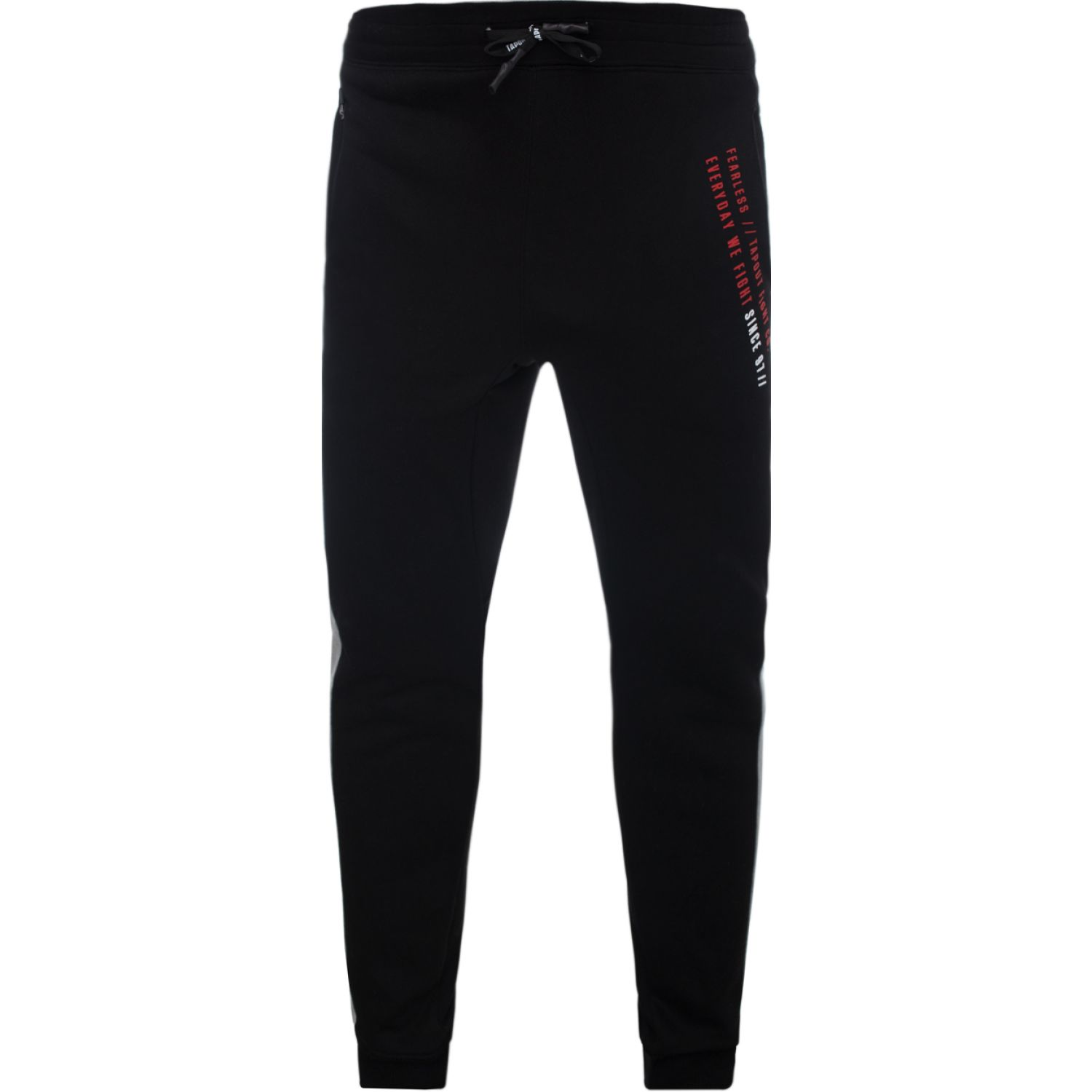 TAPOUT Jogger Fearless Negro Casual