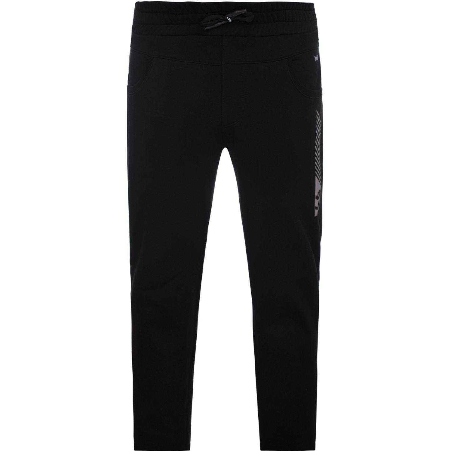 TAPOUT Jogger Deg Negro Casual