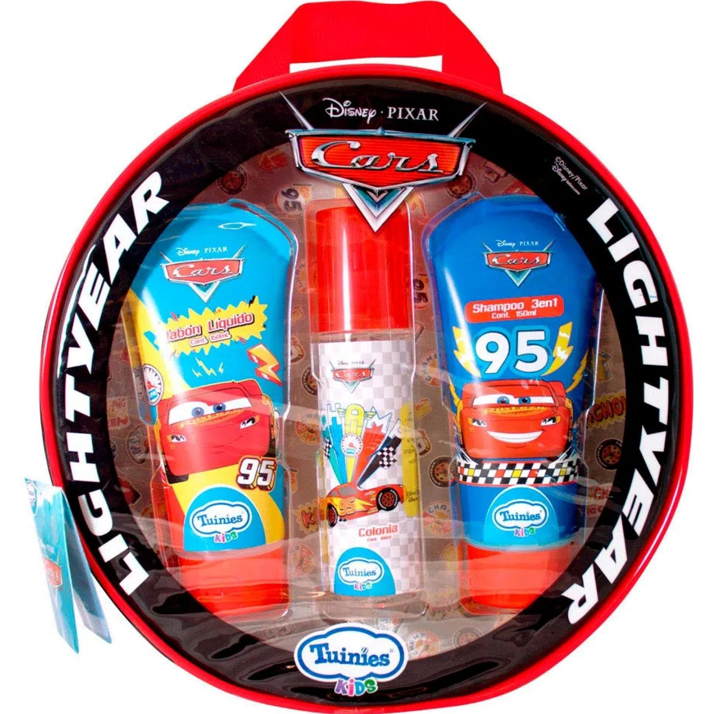Cars Set Mochila Cars (Shampoo 3en1 150 Ml + Jabónlíquido 150ml + Colonia 100ml) Varios Shampoo
