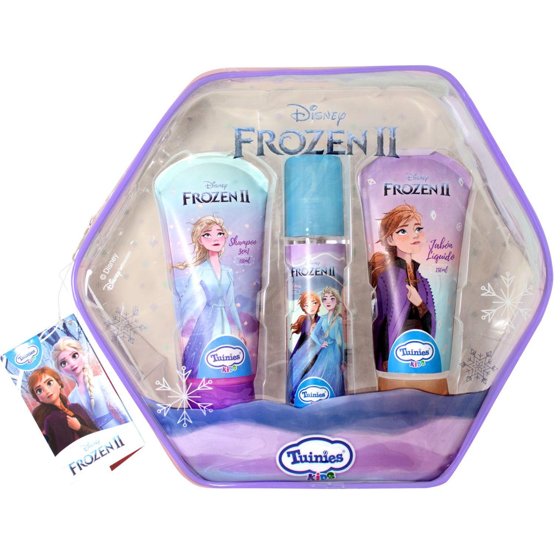 Frozen Set Mochila Frozen (Shampoo 3en1 150 Ml + Jabónlíquido 150ml + Colonia 100ml) Varios Shampoo