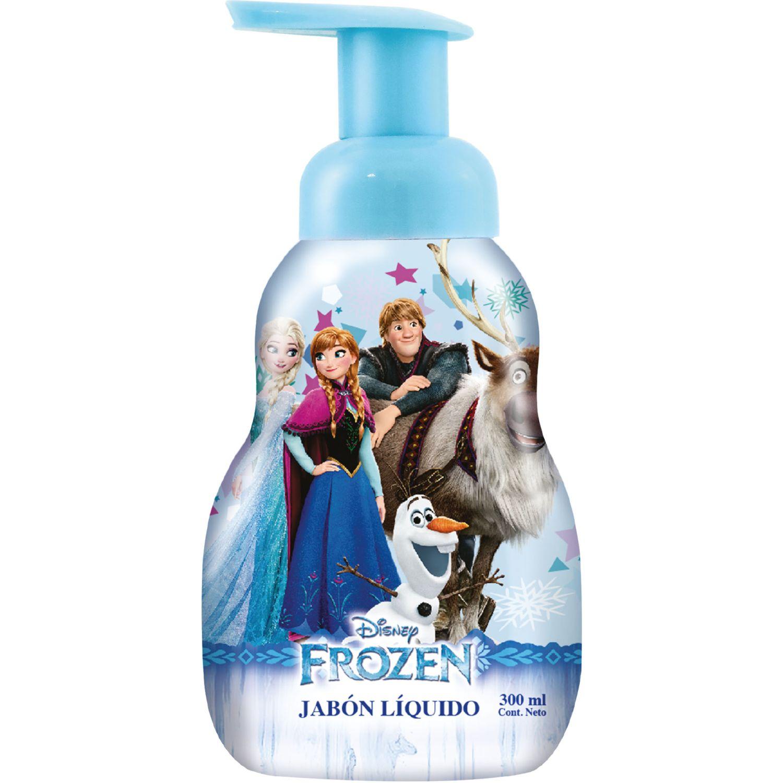 Frozen Frozen Jabón Liquido 300ml Varios Limpiadores corporales