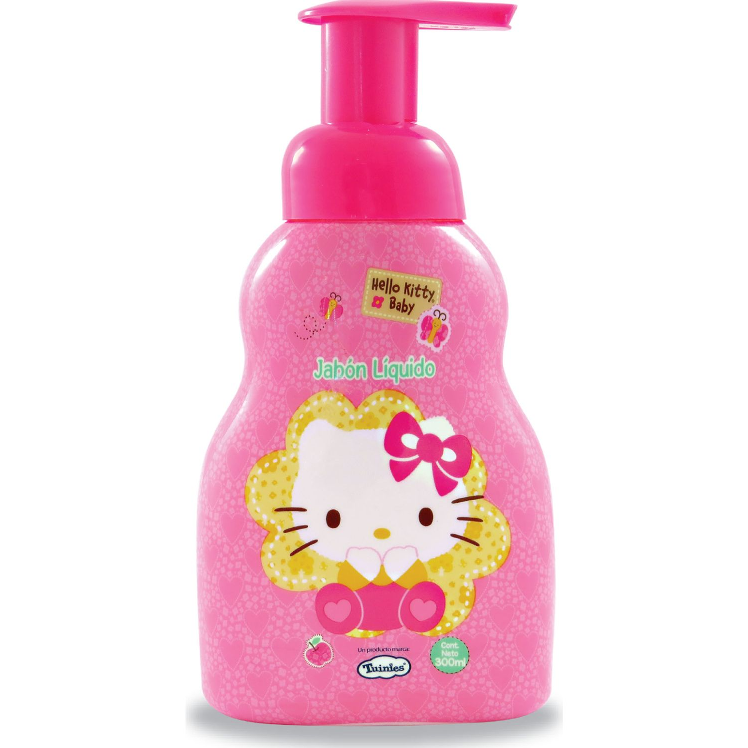 Hello Kitty Jabon Liquido 300ml Hello Kitty Varios Limpiadores corporales