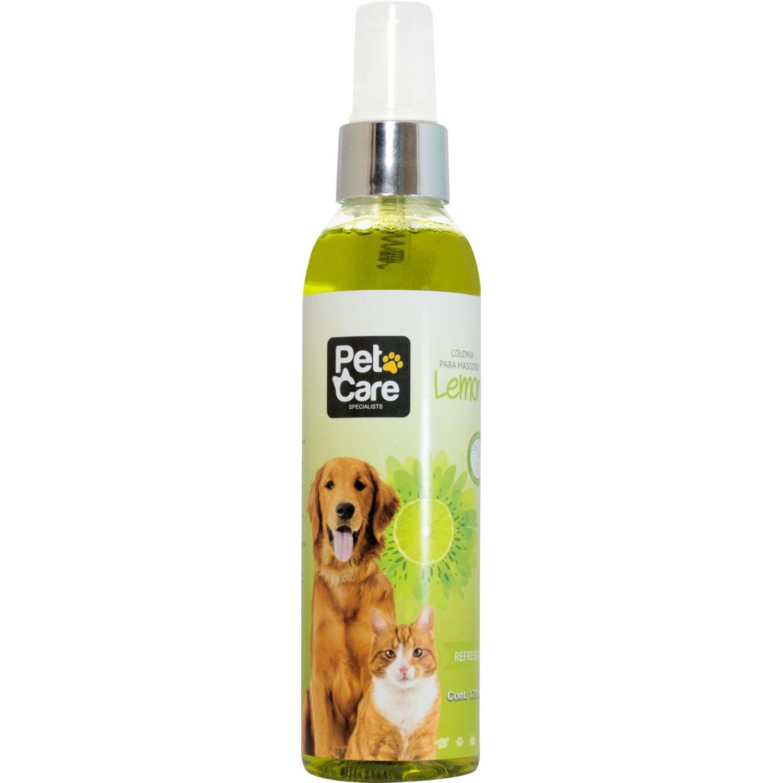 PET CARE Colonia Lemon Para Mascotas 175ml Varios Colonias