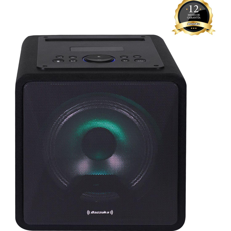 BAZZUKA Parlante Bzk H106 Bluetooth Home Negro Altavoces bluetooth portátiles