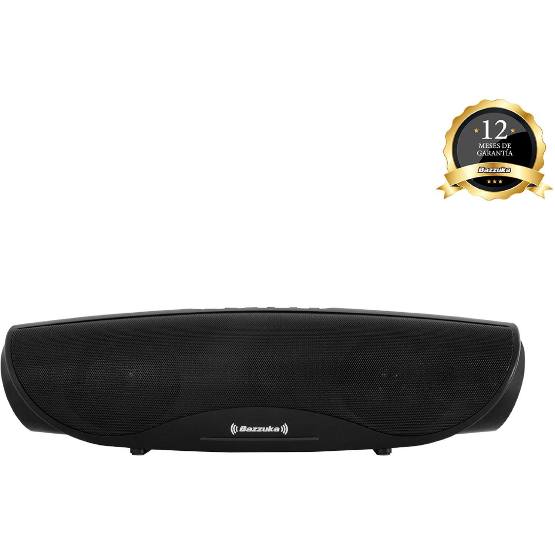 BAZZUKA Radio Bzk H102 Bluetooth Negro Altavoces bluetooth portátiles