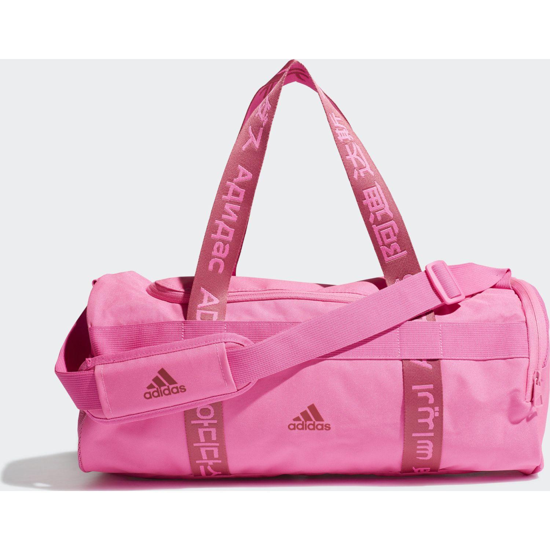 Adidas 4athlts Duf S Rosado Bolsas para equipo