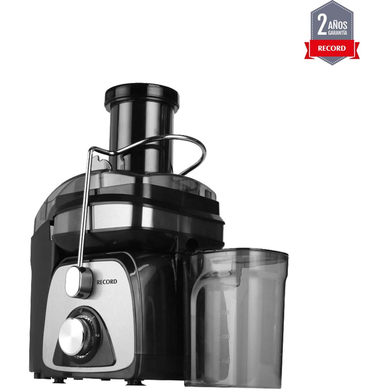 Record Extractor Rec-Inejac101 C/Vaso Negro Exprimidores eléctricos trituradores de jugo