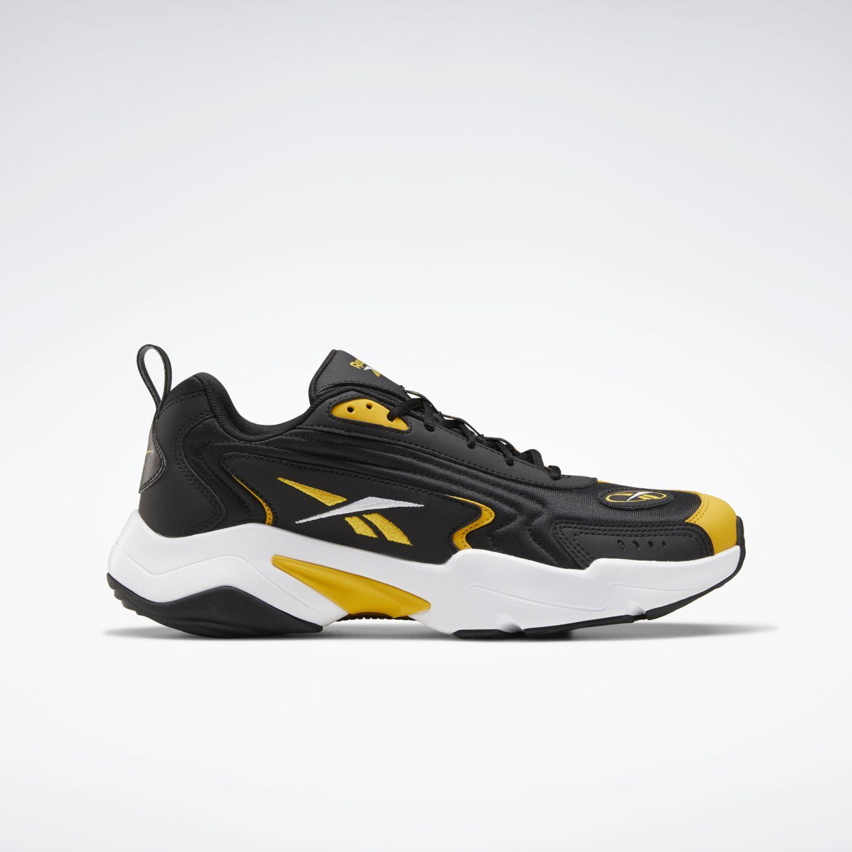 Reebok Reebok Vector Runner Negro / amarillo Correr por carretera