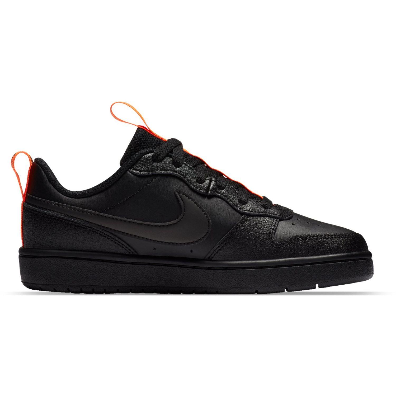 Nike Court Borough Low 2 Se1 Bg Negro Para caminar