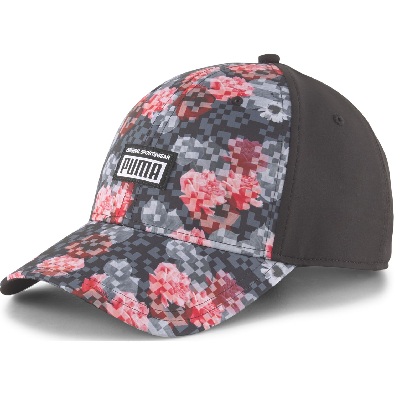 Puma Academy Aop Cap Negro / rosado Gorras de béisbol