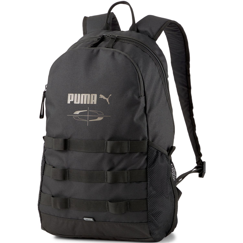 Puma Puma Style Backpack Negro Mochilas multipropósitos