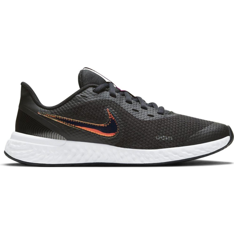 Nike Nike Revolution 5 Power Gg Negro Para caminar