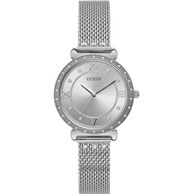 GUESS Reloj Guess W1289l1 Plateado Relojes de pulsera