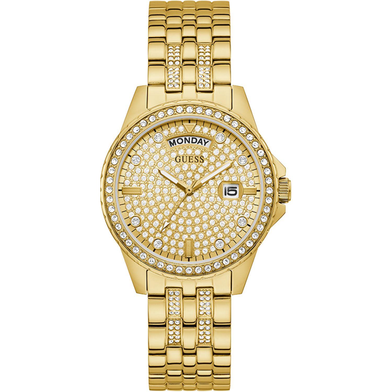 GUESS Reloj Guess Gw0254l2 Dorado Relojes de pulsera