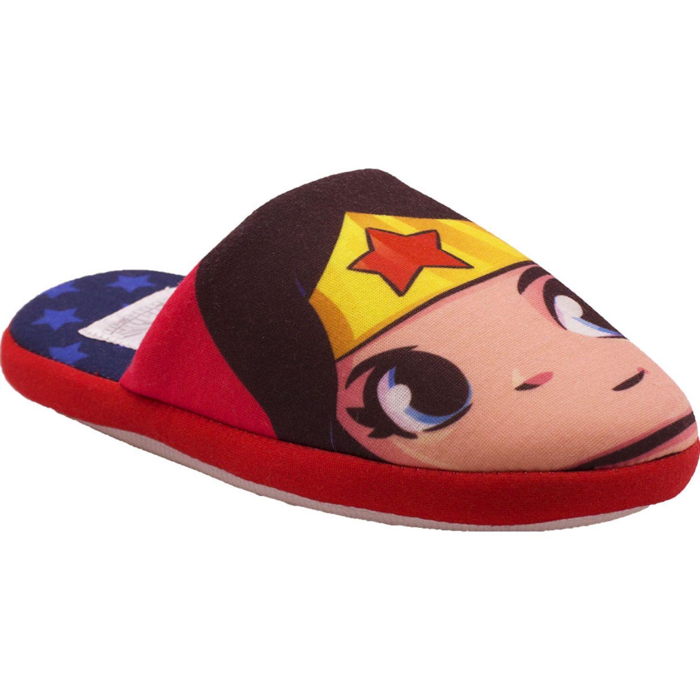 SUPERWOMAN Pantufla Superwoman 2dcs03 Rojo Pantuflas