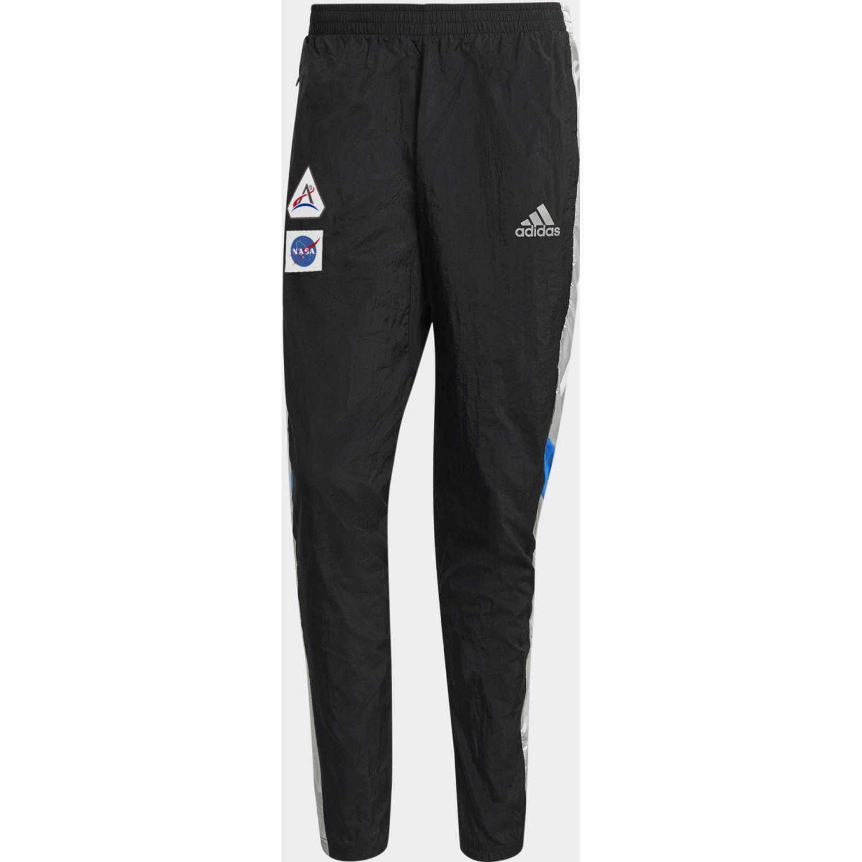 adidas Space Tr Pant M Negro Pantalones deportivos