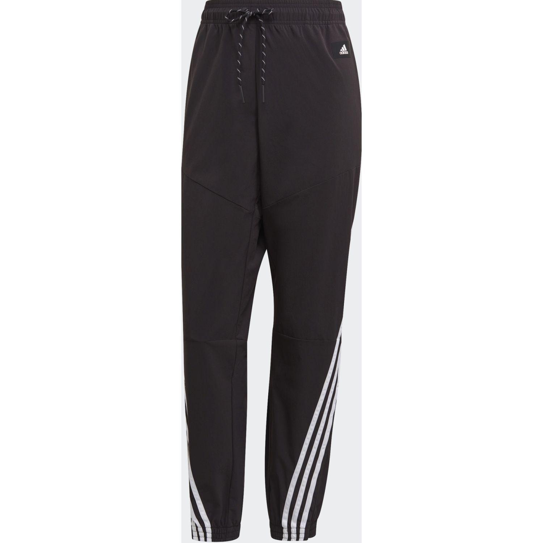 adidas W Trvl Pnt Negro Pantalones deportivos
