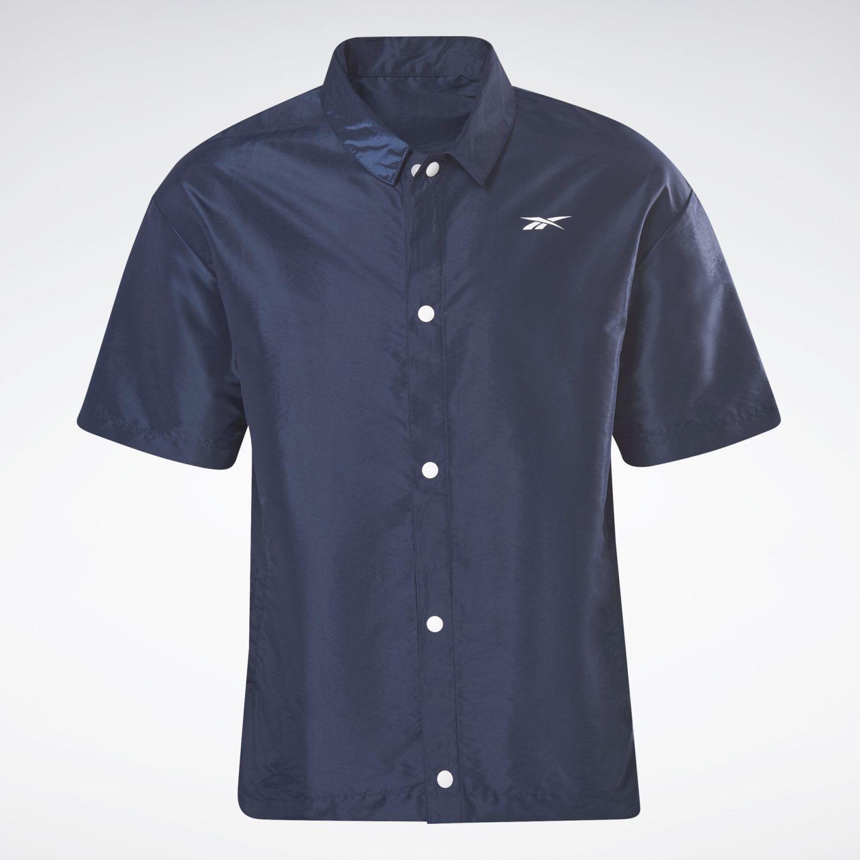 Reebok Myt Coaches Jacket Azul Casacas deportivas