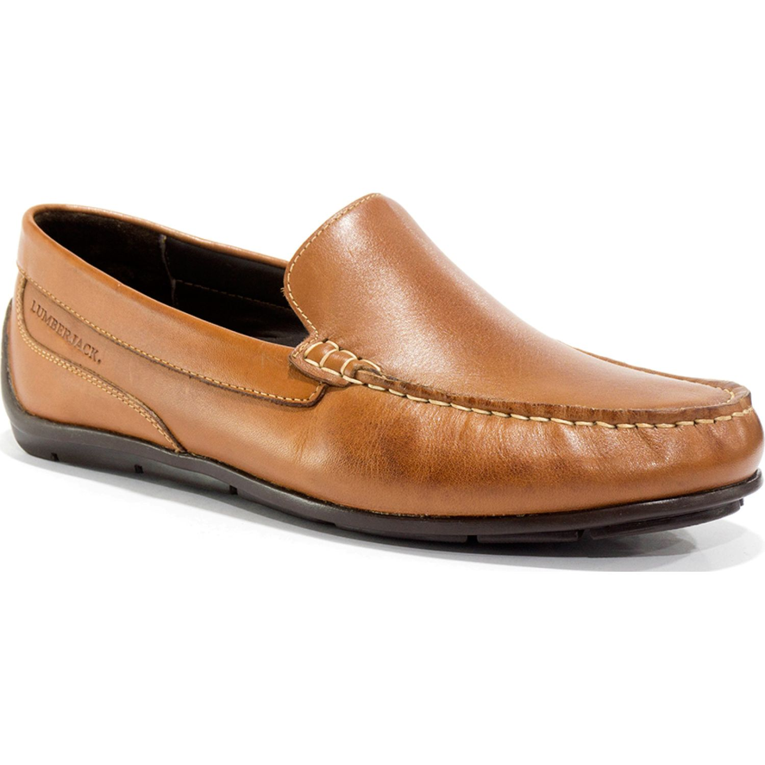 LumberJack 048070-And Cobre Mocasines y Slip-Ons