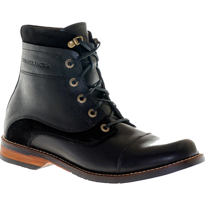 LumberJack  029019-DAD Negro Oxford & Derby