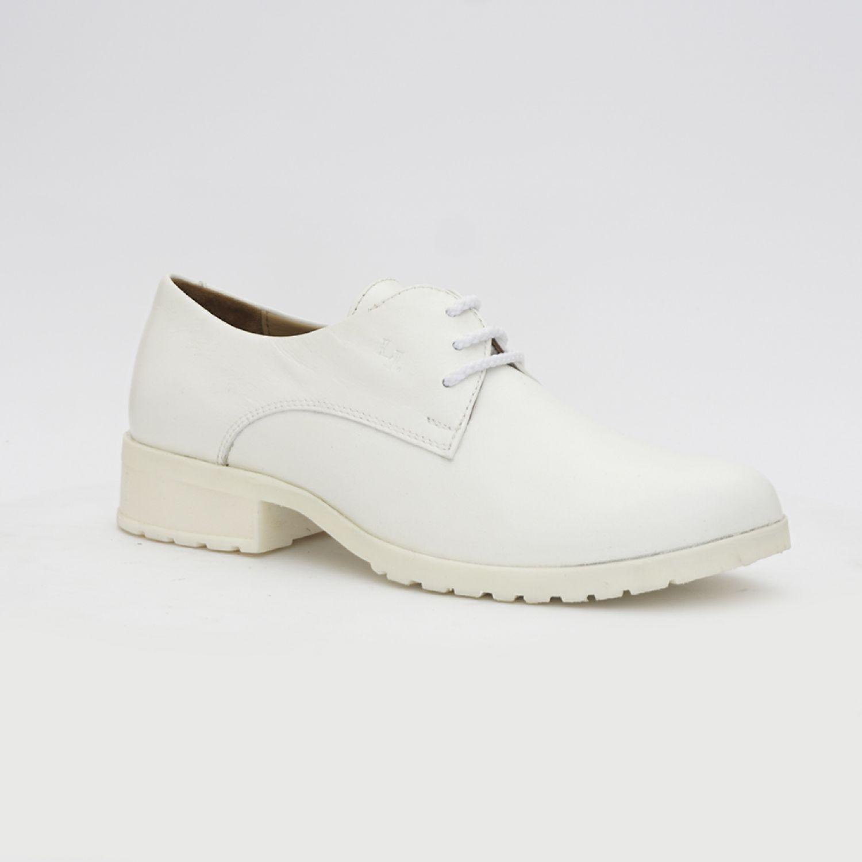 LumberJack 026372-Jan Blanco Zapatos de vestir