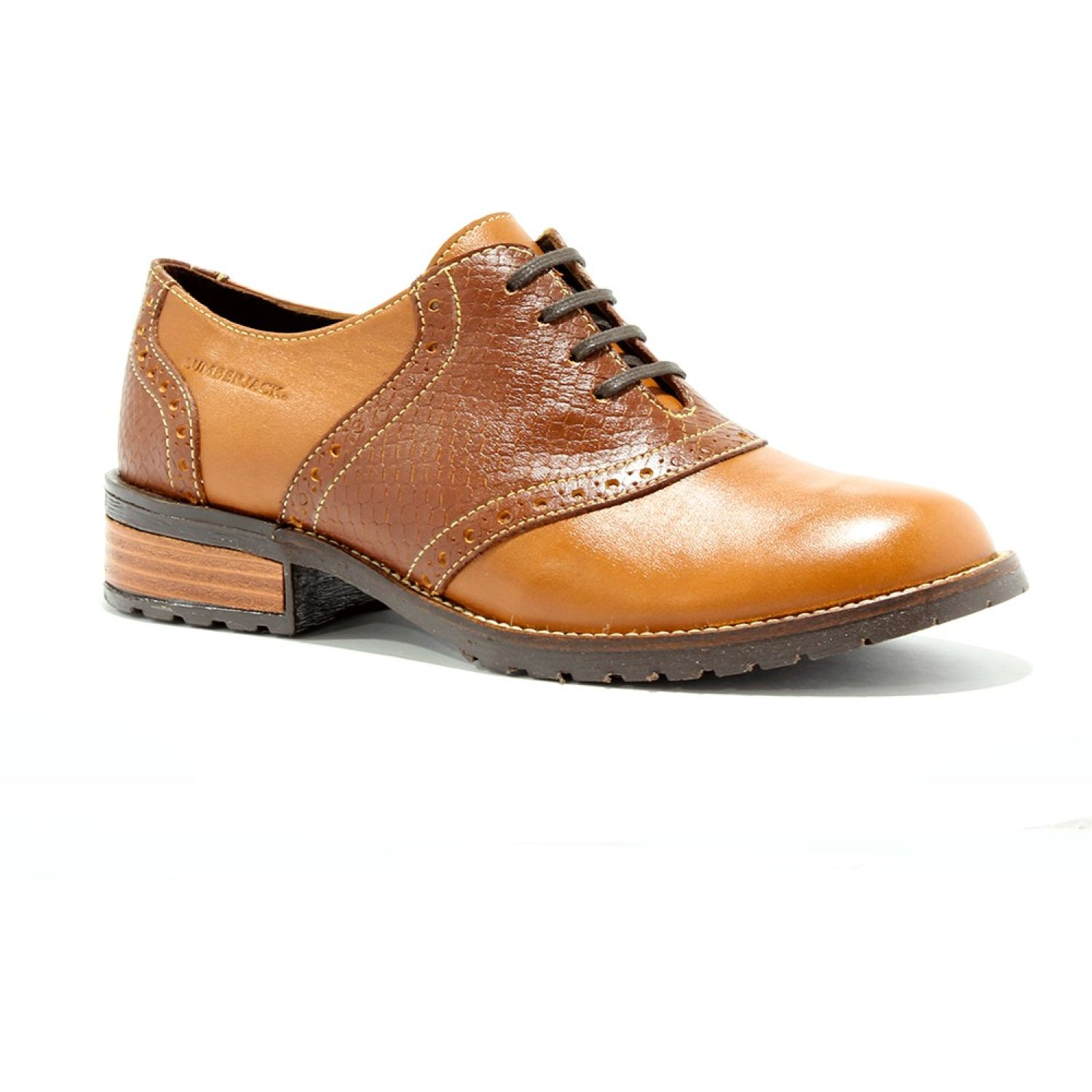 LumberJack  026378-jan Natural Oxfords