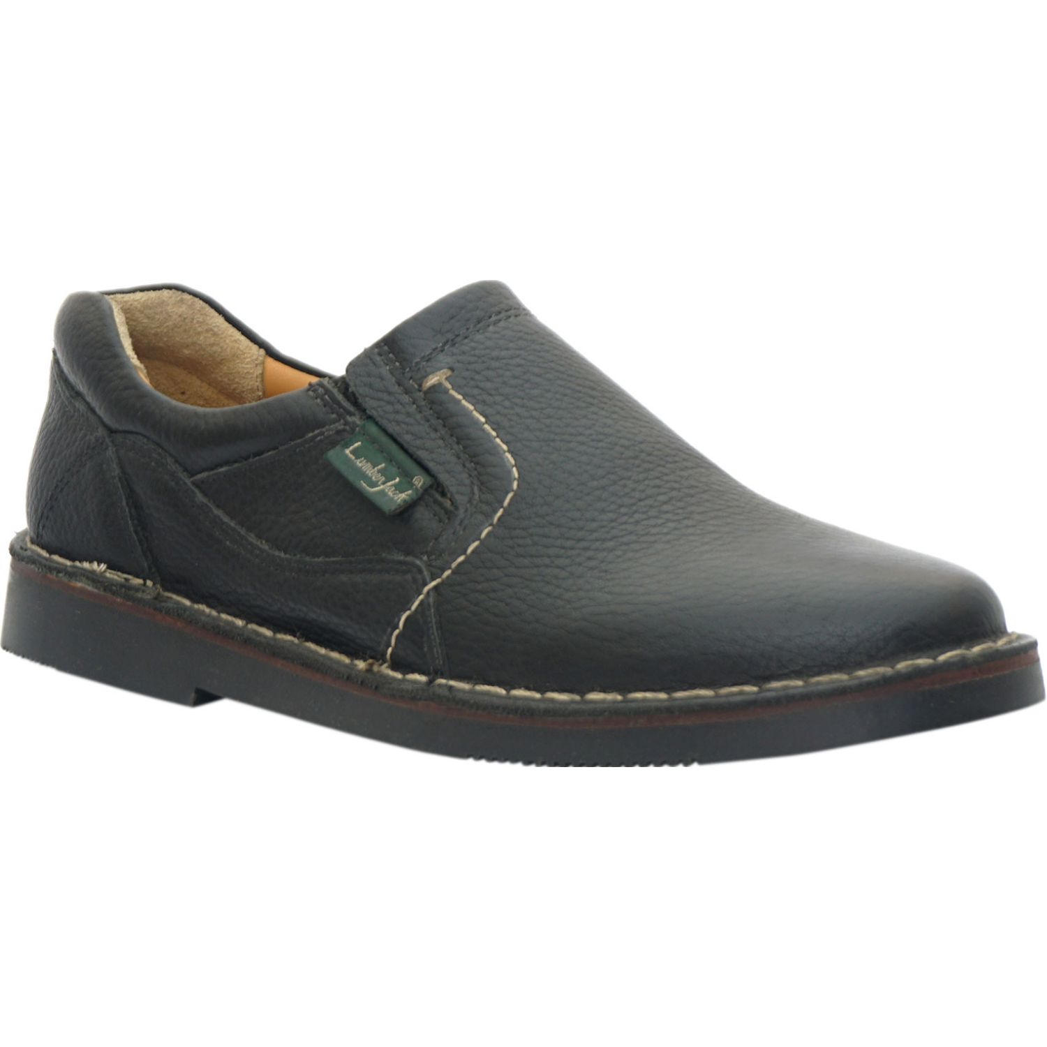 LumberJack  016124-l2 Negro Oxfords