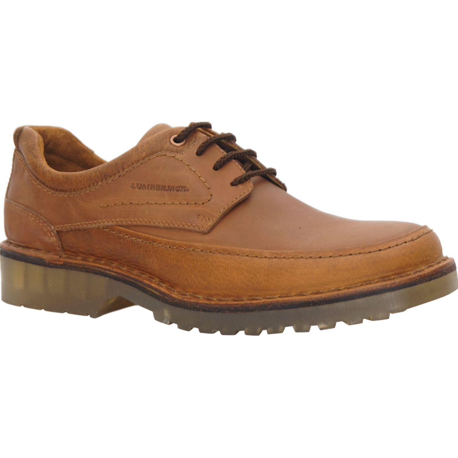 LumberJack 018387-L3 Cacao Oxfords