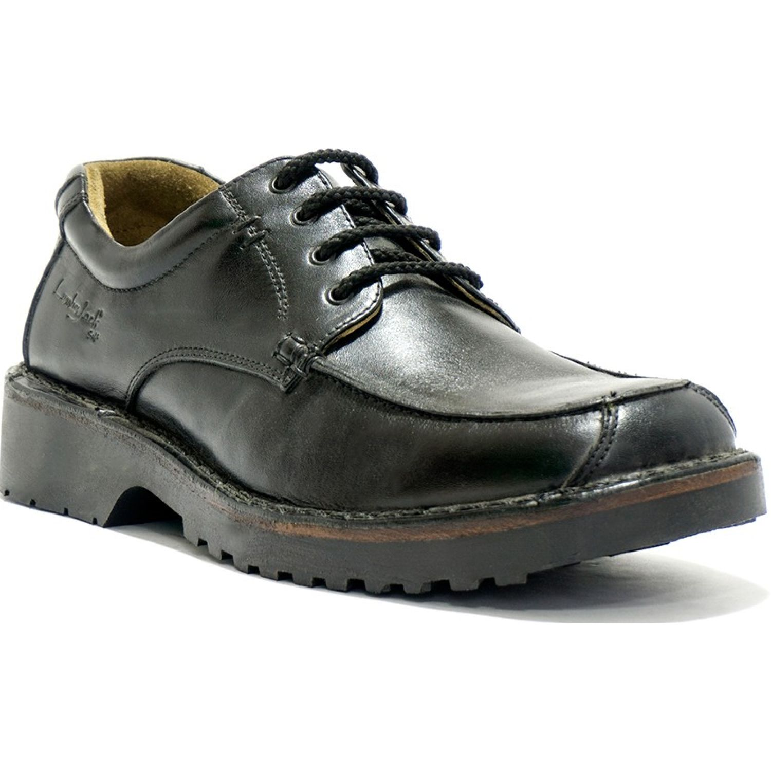 LumberJack  018244-l3 Negro Oxfords